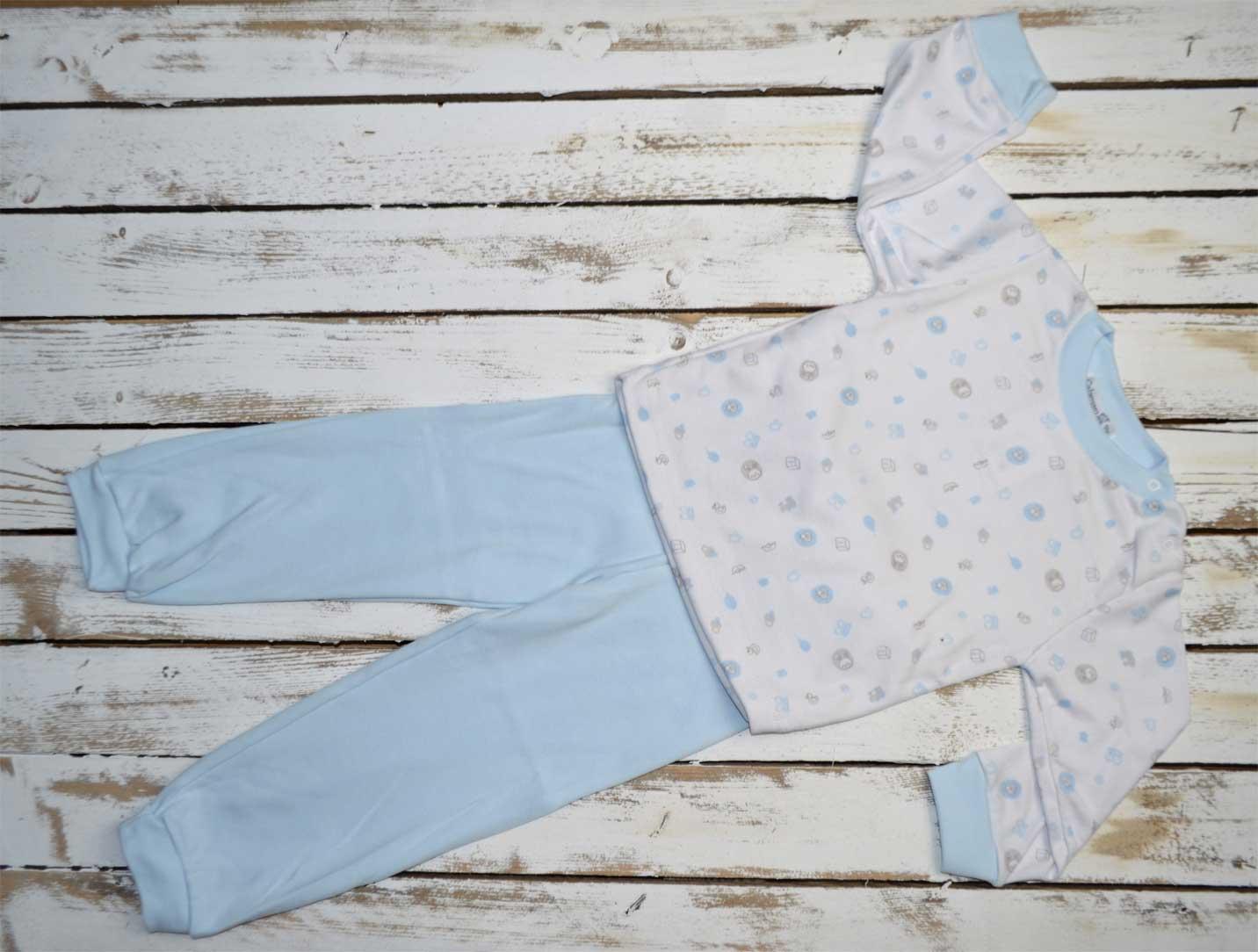 Pijama 2 piezas bebé