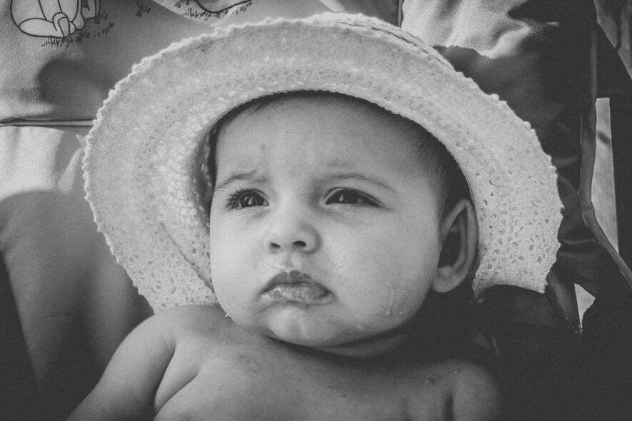 ayuda a tu bebe contra el calor