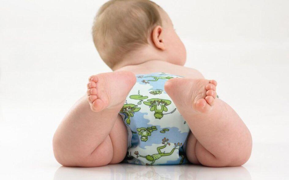 pañales ecológicos para recién nacidos y bebés