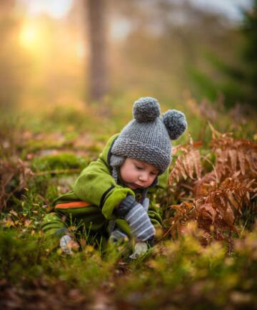 protege a tu bebe del frio