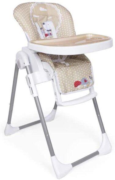 Trona Nature Plegable para bebés