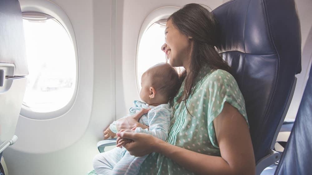 Los bebés también necesitan pasaporte
