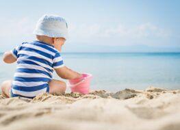 Viajar con bebés y niños pequeños