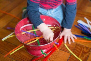 Juegos para bebés de 1 año
