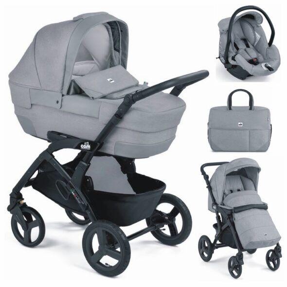 En qué fijarse al comprar un carrito para bebé