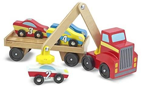 camión con imanes