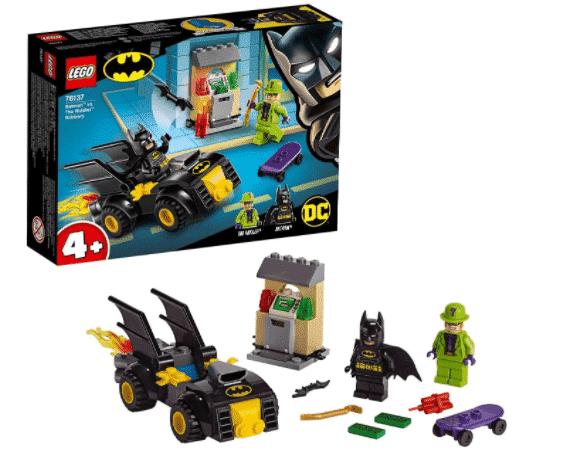 LEGO niños 5 años (Batman / Superhéroes)