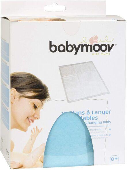 Babymoov Cambiadores ultra absorbentes