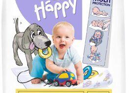 Los mejores cambiadores desechables y empapadores para bebé, Bella Baby Happy – Cambiador desechable