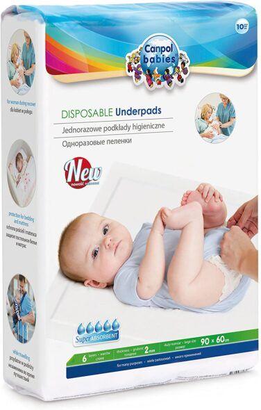 Canpol Babies empapadores para bebés