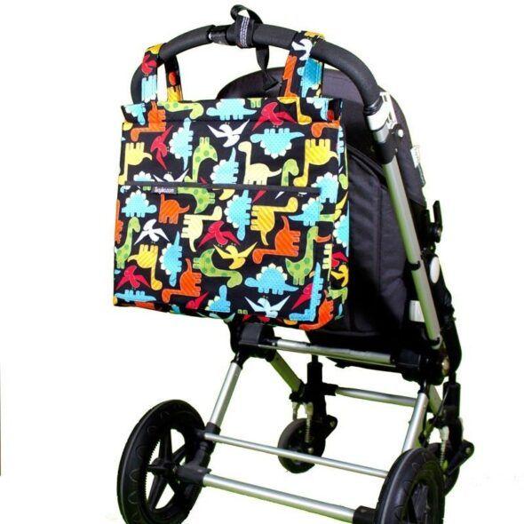 En qué fijarse al comprar bolsas para carritos de bebé