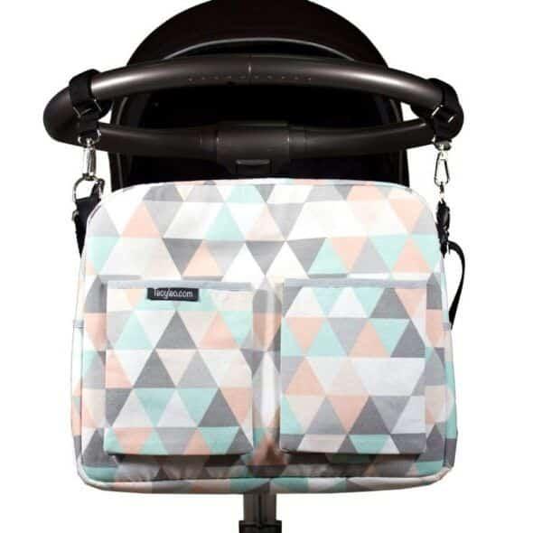 Por qué comprar bolsas para carritos de bebé
