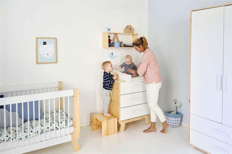 Por que comprar un cambiador de bebe