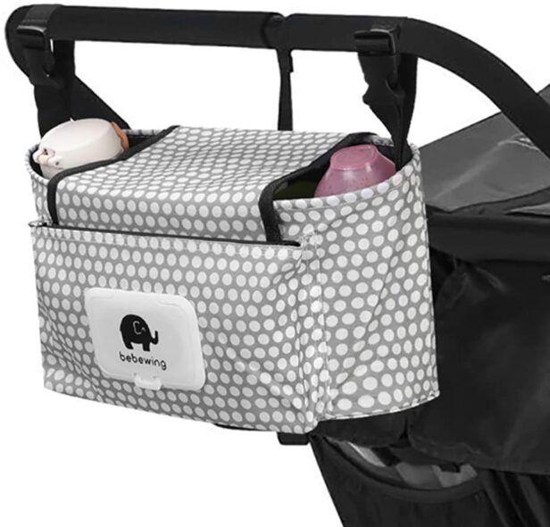 Wegeit Bolsa para Carro de  Bebé