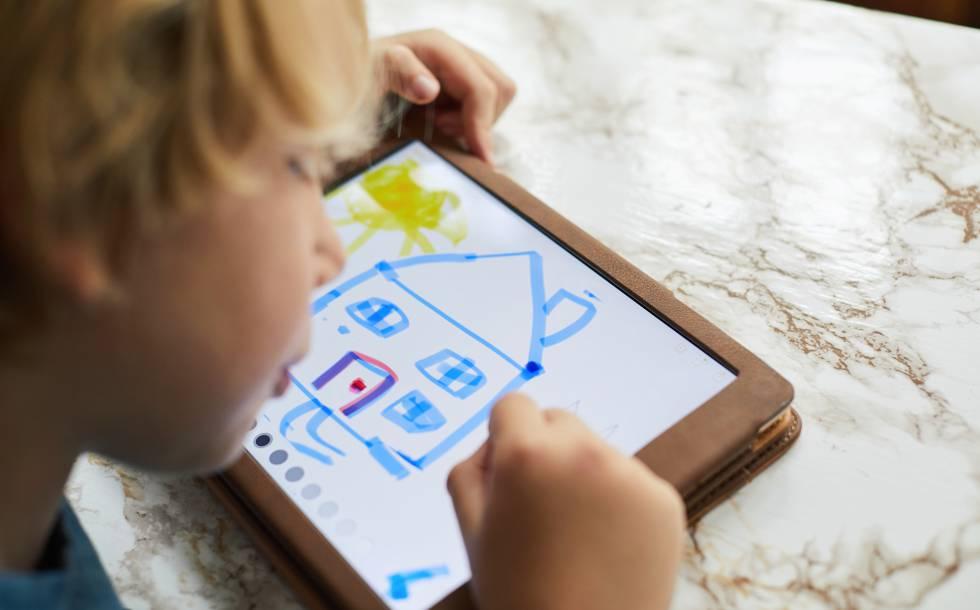 ¿En qué fijarse al comprar una tablet para niños?
