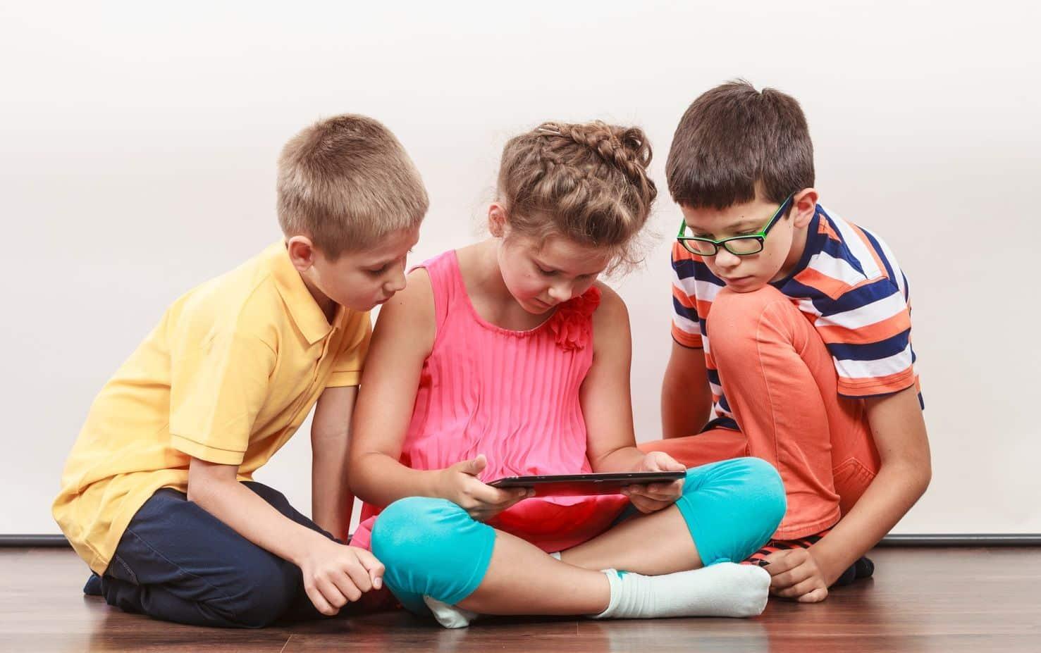 Preguntas frecuentes tablets para niños