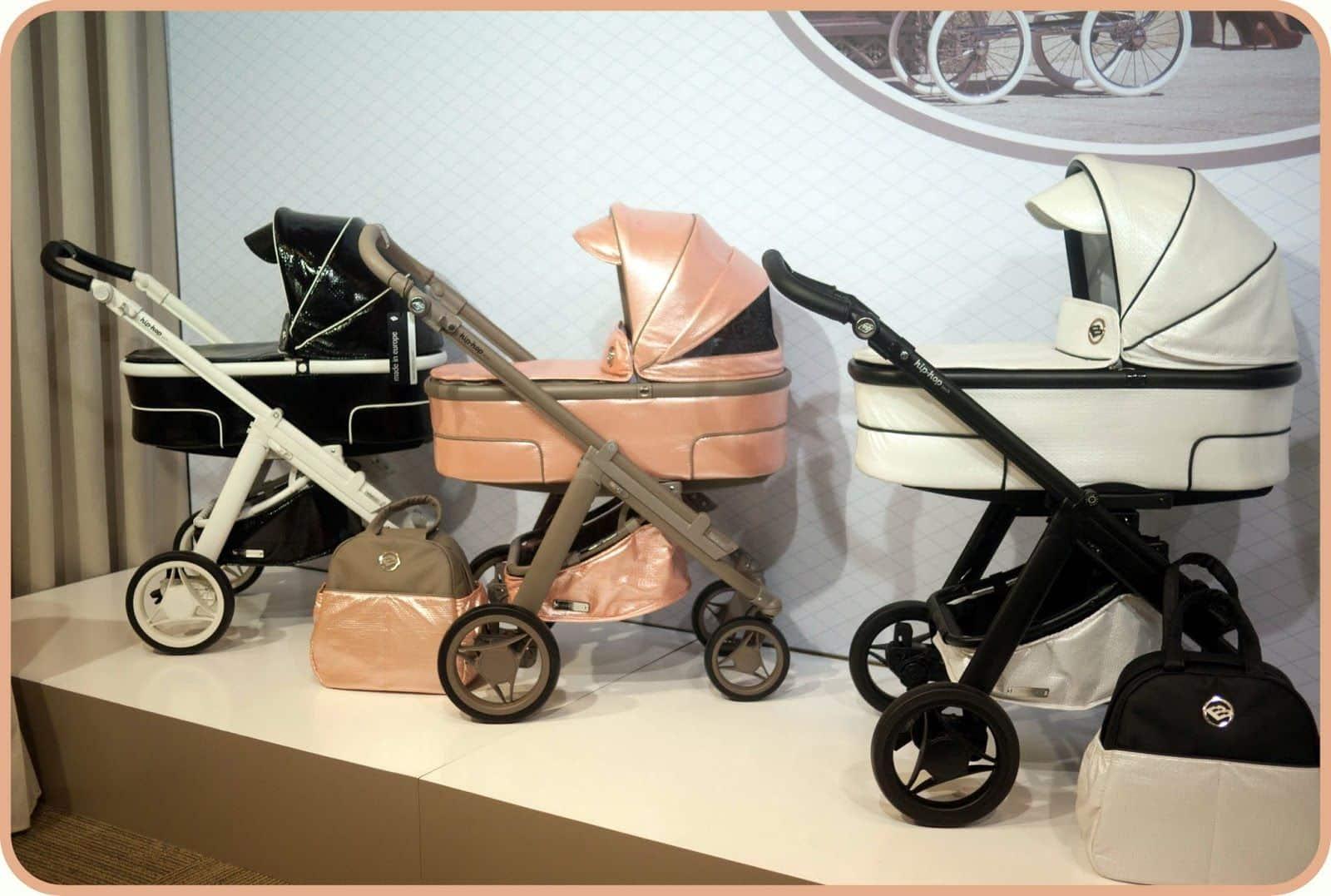 Tejido resistente carrito bebe