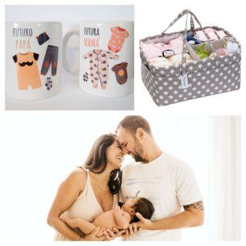 Mejores regalos para padres primerizos, detalles originales