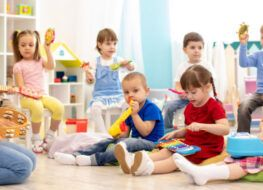 Actividades y juegos para niños de 3 años