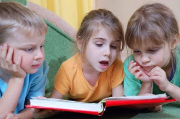 Mejores libros para niñas/niños de 3 años